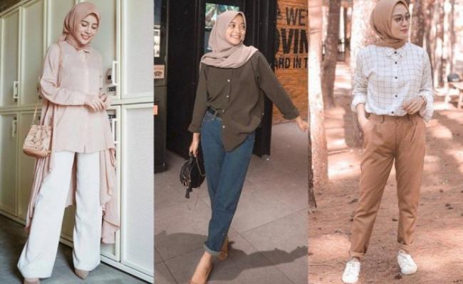 Inspirasi Style Hijab