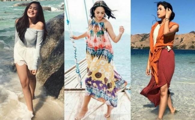 Inspirasi Fashion Pantai