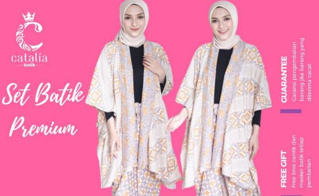 Brand Catalia Batik